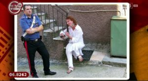 marisa brunelli carabiniere pugno schiaffo 1