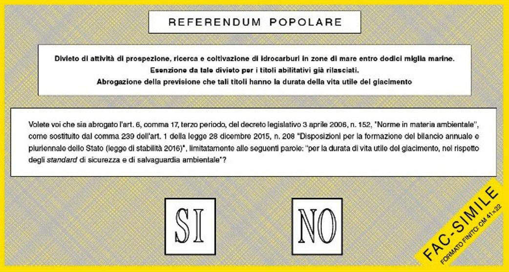 referendum 17 aprile quorum