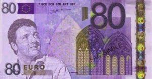 renzi bonus 100 euro pensioni minime