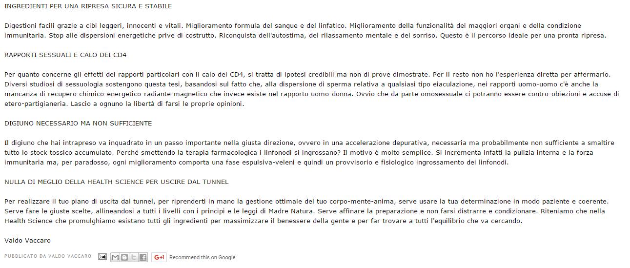 aids gabriella mereu valdo vaccaro - 5