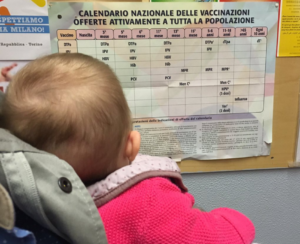 bambina vaccini torino morta sids - 1