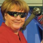 Angela Merkel like a boss