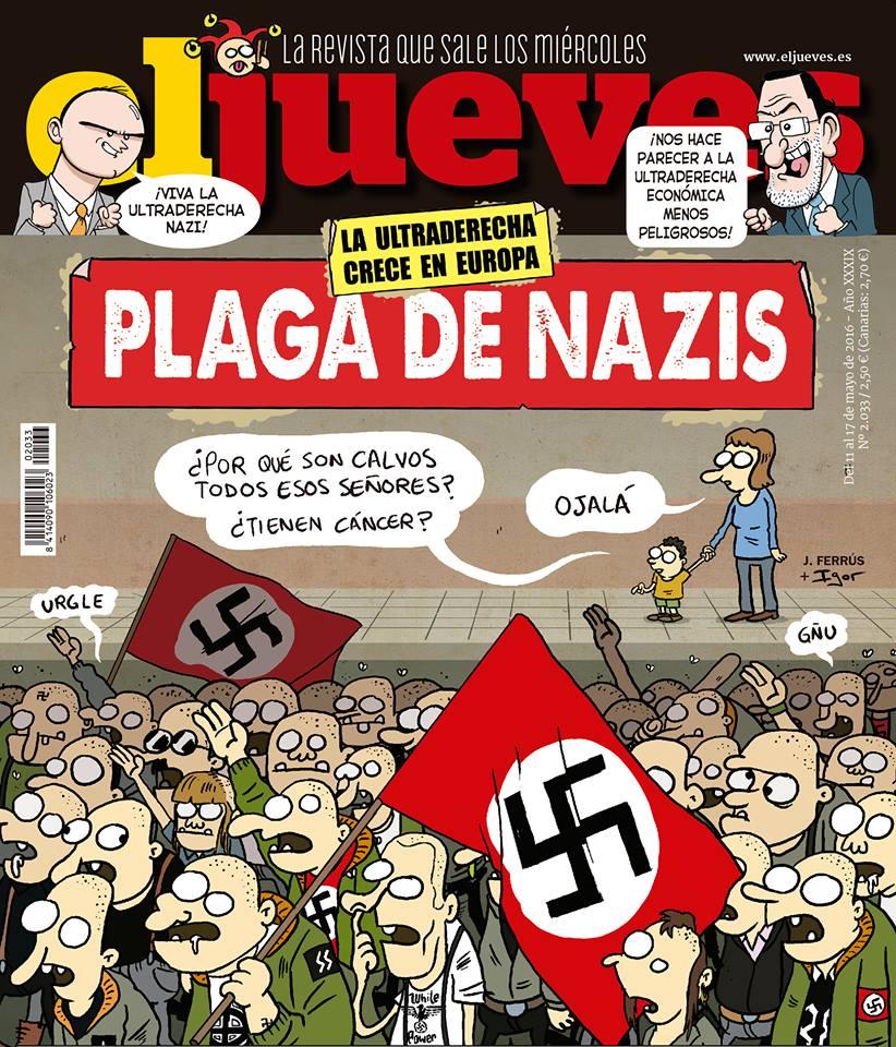 el jueves aggressione nazista direttrice - 1
