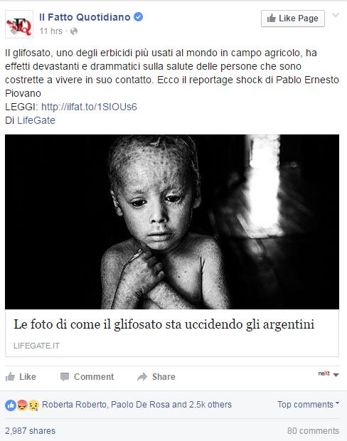 glifosato argentina lifegate fatto quotidiano - 1
