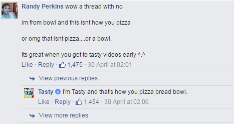 italiani cibo facebook - 8