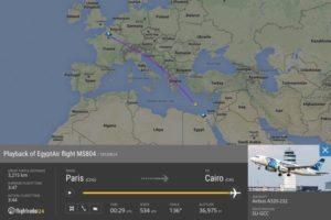 ms 804 aereo egyptair scomparso 1