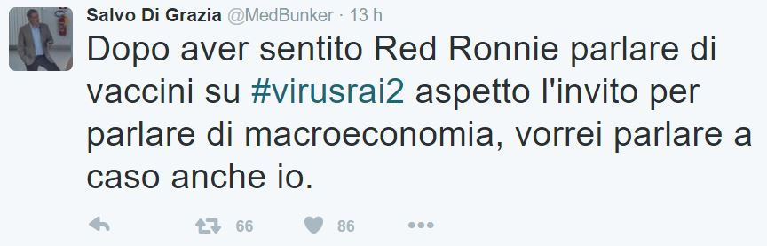 red ronnie bambini vaccini 2