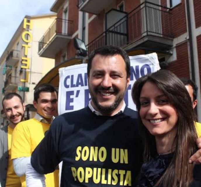 salvini populista