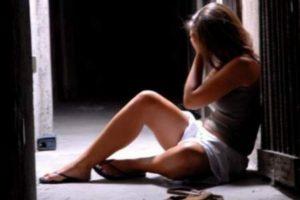 stuprata minorenne