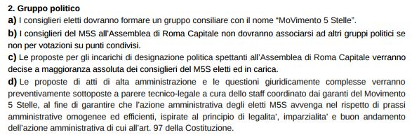 virginia raggi staff 2
