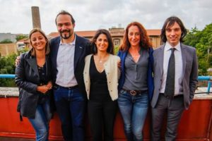 virginia raggi staff