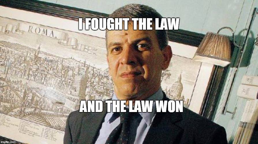 alfonso sabella i fought the law