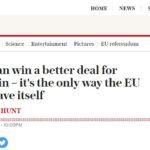brexit secondo referendum