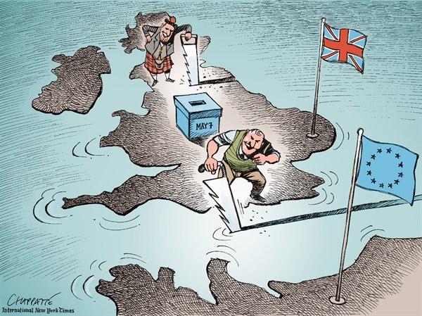 brexit ultimi sondaggi 1