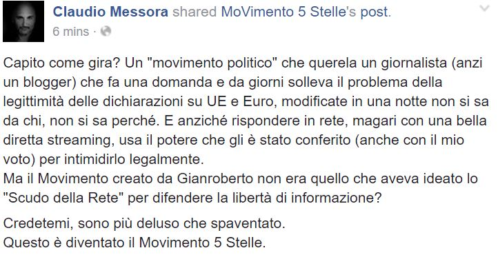 claudio messora movimento 5 stelle 3