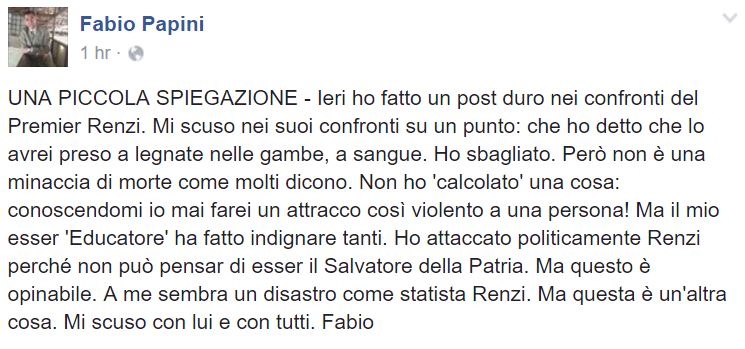 fabio papini 8