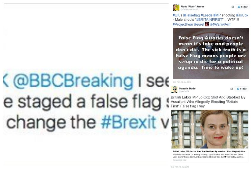 false flag jo cox