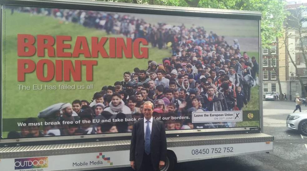 farage brexit immigrazione - 1