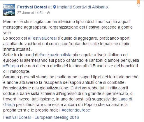 festival boreal neonazisti - 2