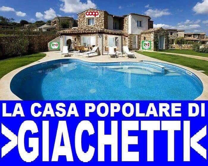 giachetti casa popolare roma 2