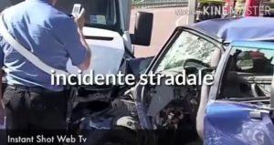 gianluca buonanno pedemontana incidente stradale 1