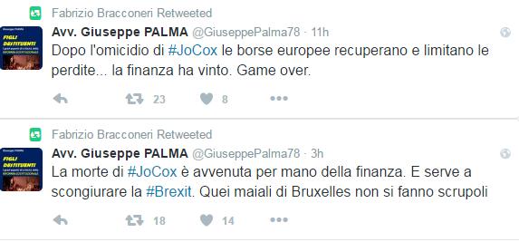 jo cox fabrizio bracconeri false flag - 1