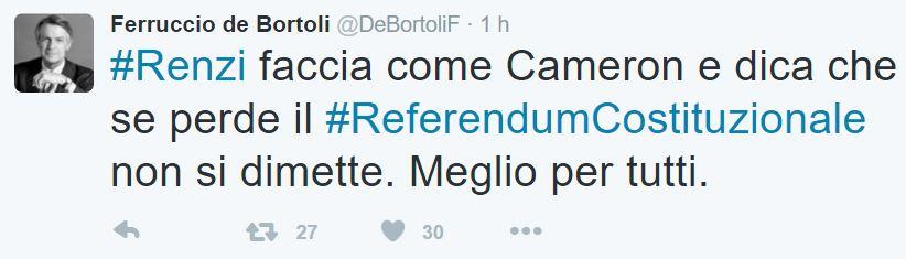 matteo renzi dimissioni referendum 2