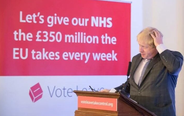 nigel farage nhs leave 350 milioni - 1