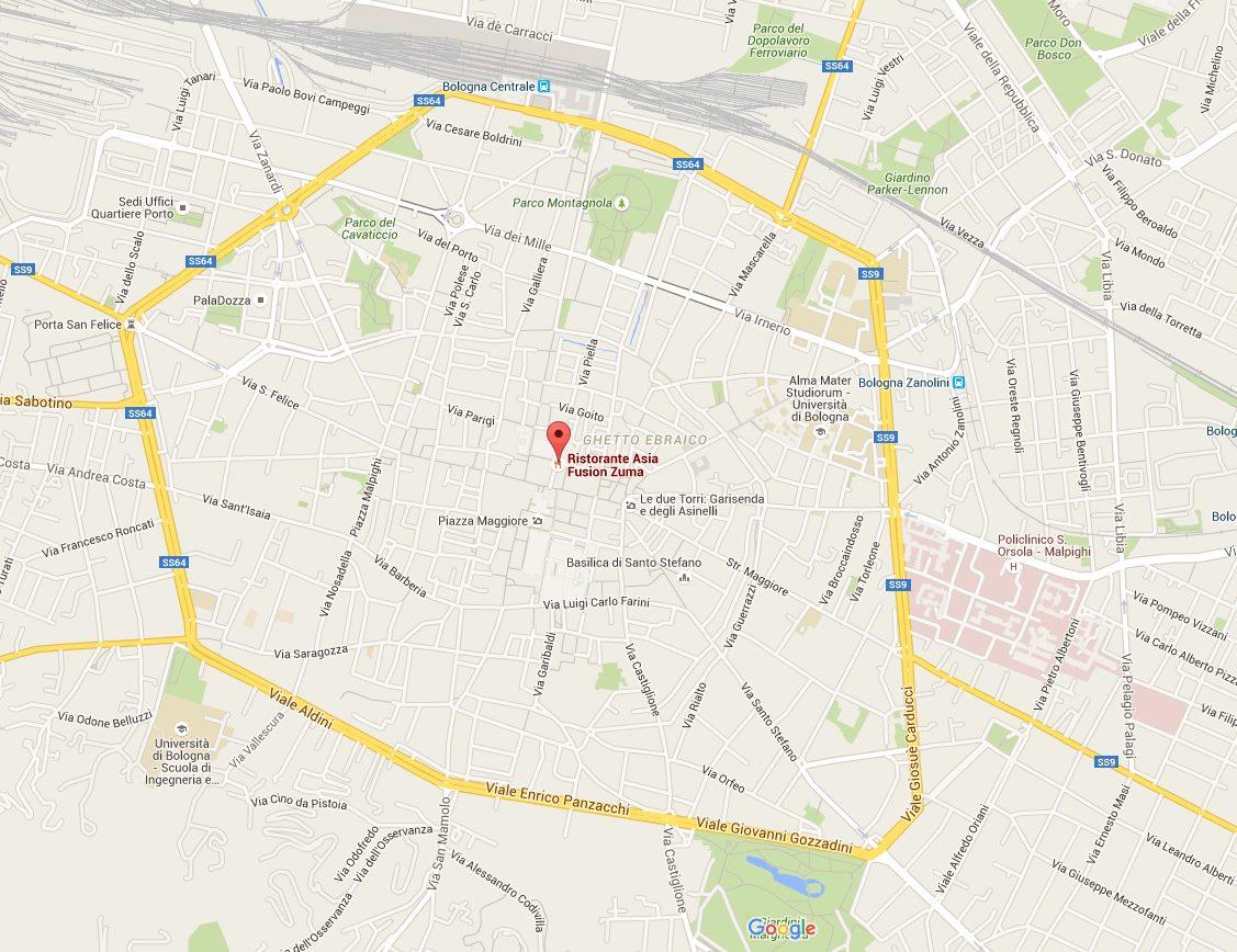 Bologna, esplosione nel ristorante giapponese: quattro feriti