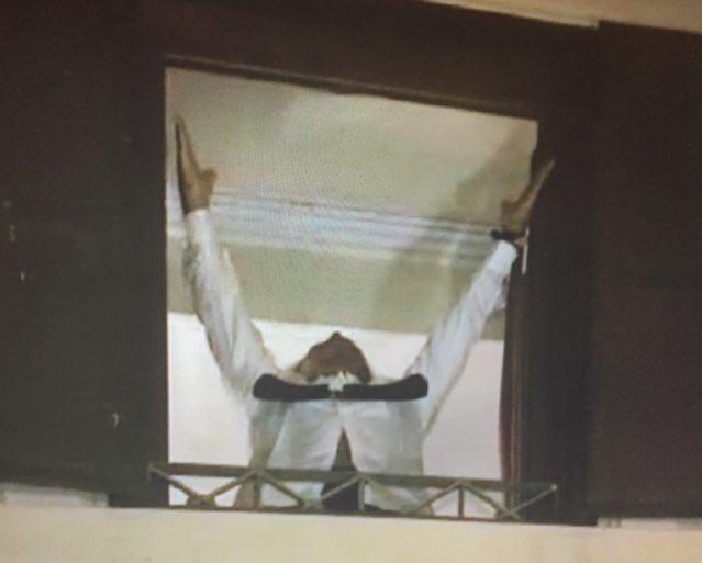 virginia raggi sindaca grillo balcone