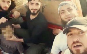 bambino decapitato siria video - 1