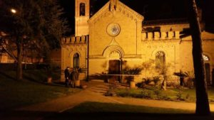 bombe chiese fermo