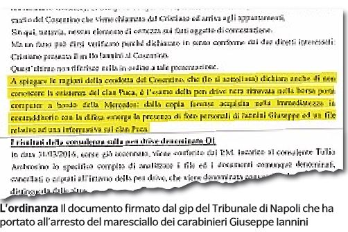 carabiniere giuseppe iannini