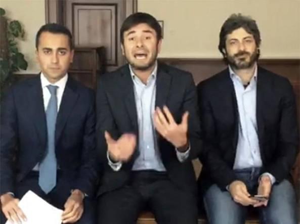 La rassegna stampa nazionale, Roberto Fico in esplorazione