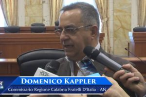 domenico kappler fratelli d'italia