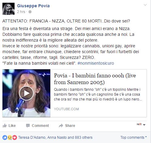 false flag giuseppe povia -1