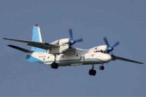 indian air force antonov
