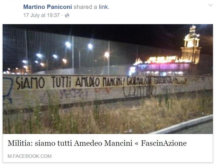 martino paniconi