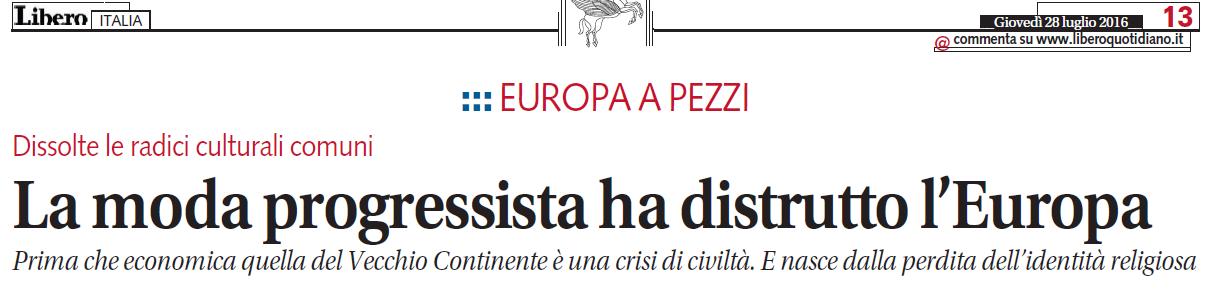 papa bergoglio buonista - 2
