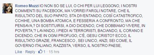 papa bergoglio buonista - 7