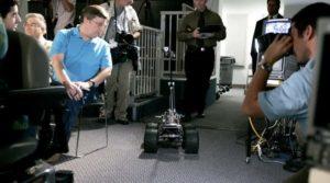 robot che uccide i terroristi