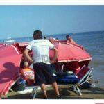 salerno ambulanza bagnanti spiaggia assalto - 4