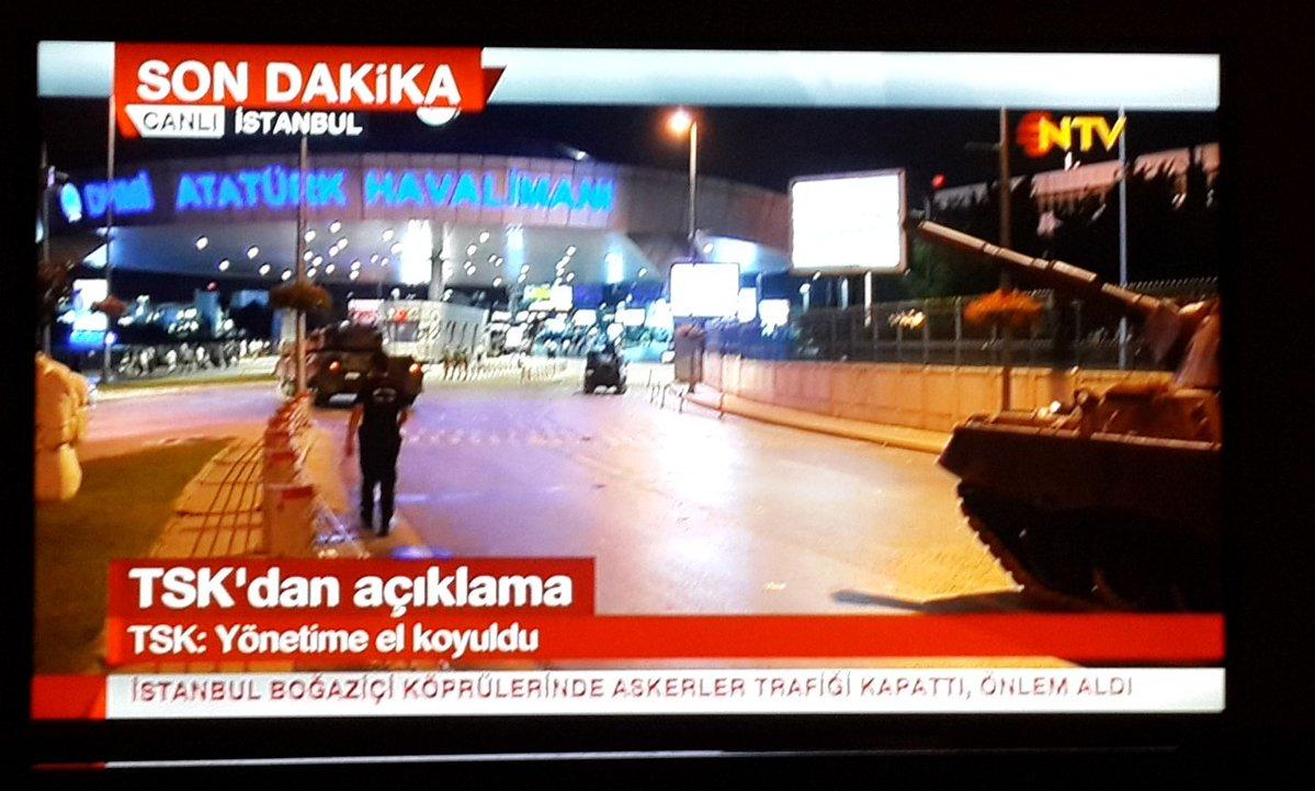 turchia colpo di stato erdogan golpe 3