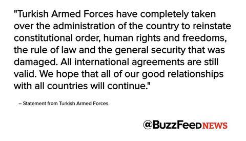 turchia colpo di stato erdogan golpe 5