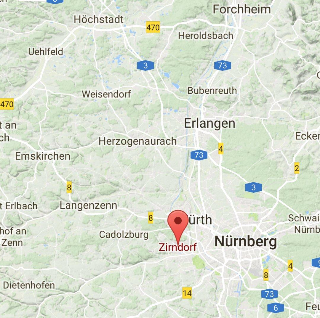 zirndorf norimberga esplosione 1
