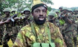 Abubakar Shekau boko haram
