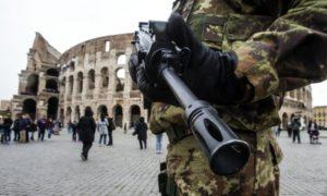 attentati roma