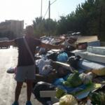 bagheria rifiuti abbandonati raccolta differenziata - 1