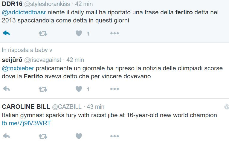 carlotta ferlito daily mail 2