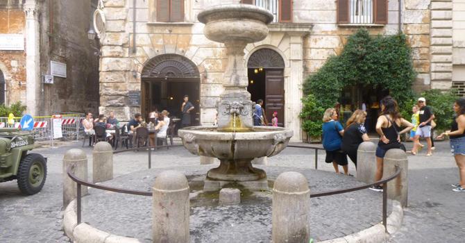 fontana piazza san simeone 1